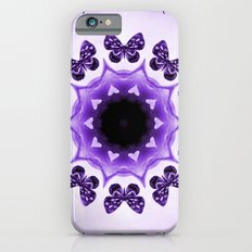 All things with wings (purple) iPhone 6s Slim Case