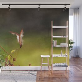 Dipladenia Abstraction Wall Mural