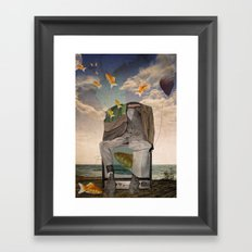 Passature Framed Art Print