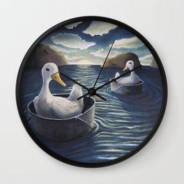 Drifters Wall Clock