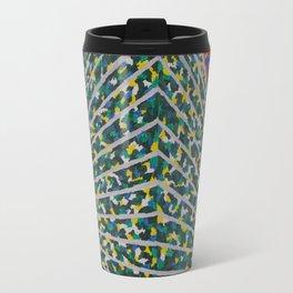 At a corner Travel Mug