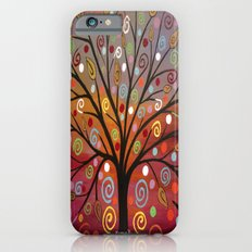 Abstract tree-10 iPhone 6s Slim Case