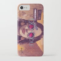 welcome iPhone & iPod Cases featuring Welcome to the Fresh Doodle by Fresh Doodle - JP Valderrama