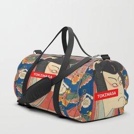 Tokimasa Ukiyo-e Duffle Bag
