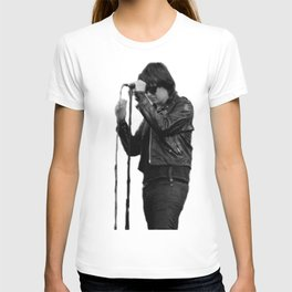 Julian Casablancas - The Strokes at Bonnaroo 2011 T-shirt