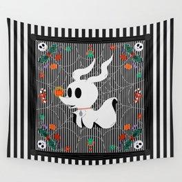 Nightmare Before Noel Wall Tapestry