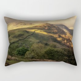 Postcards from Scotland Rectangular Pillow