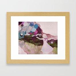 Dreamlandia Framed Art Print