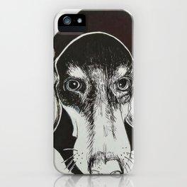 Dachshund Pup iPhone Case
