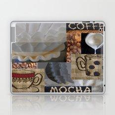 Coffee all day Laptop & iPad Skin