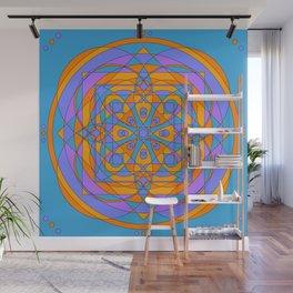 Mandala energía · Glojag Wall Mural