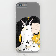 Capricia with Goats Slim Case iPhone 6s