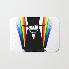 Babadook Gay Pride Bath Mat