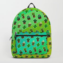 Cute Cactus Backpack
