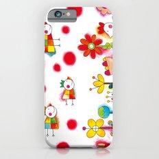 Flower Garden iPhone 6s Slim Case