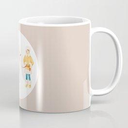Poodle Power Dressing Coffee Mug