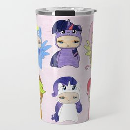 A Boy - Little Pony Travel Mug