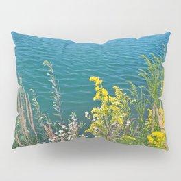 Summer at the lake Pillow Sham