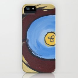Kara's Mandala iPhone Case