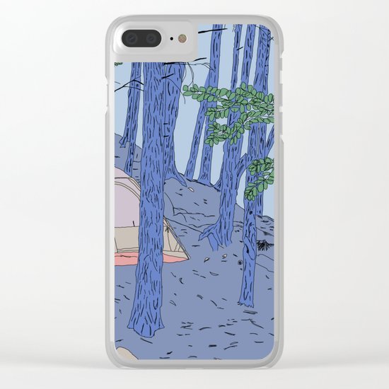 Early morning Clear iPhone Case