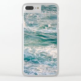 Undercurrent Clear iPhone Case