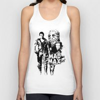 mad max Tank Tops featuring Mad Max by leea1968