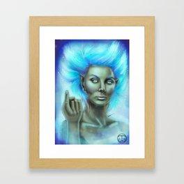 Will o' the Wisp Framed Art Print