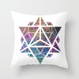 Art of Peace - The Artful Convention 2018 Throw Pillow