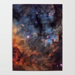 The Devil Nebula Poster