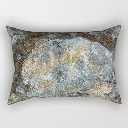 Old stone wall Rectangular Pillow