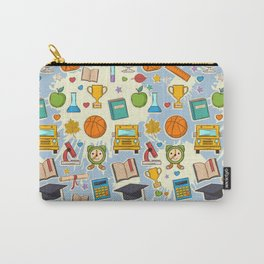 School Cool Carry-All Pouch