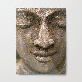 Bali Buddha 2 Metal Print
