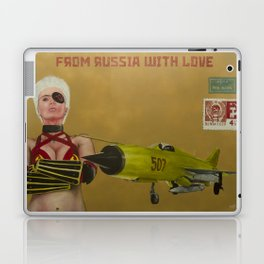 From Russia With Love Laptop & iPad Skin