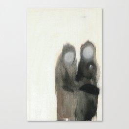 Gossips Canvas Print