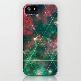 Spacial Geometrica #2 iPhone Case