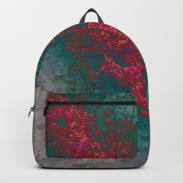 Abstract Garden 2 Backpack