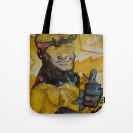 Booster Gold Tote Bag