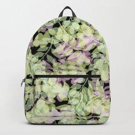 Retro .Summer days. Backpack