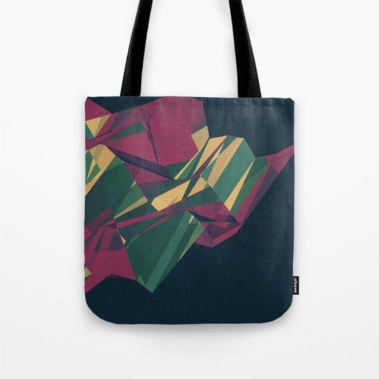 Crystalline 1 Tote Bag