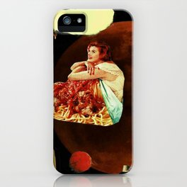 It's A Woman's World iPhone Case