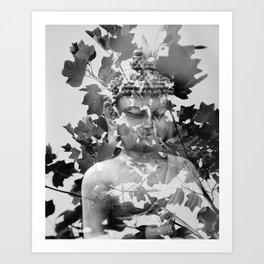 Buda Art Print