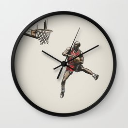 MJ50 Wall Clock