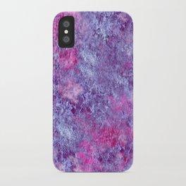 SWIMMING POOL 1 iPhone Case