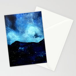 Nightscape 1 Stationery Cards