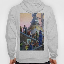 Immigrants Hoody