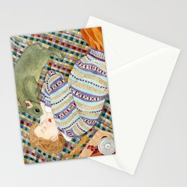Picnic With Bunny Stationery Cards