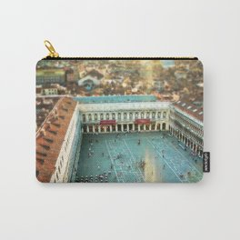 St Marks Square from above Carry-All Pouch