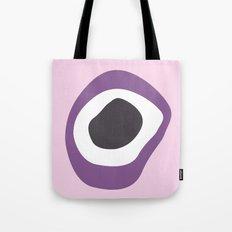Pink Drop Tote Bag