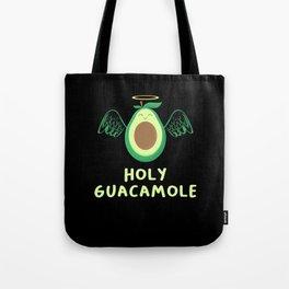 Holy Guacamole Shirt Tote Bag