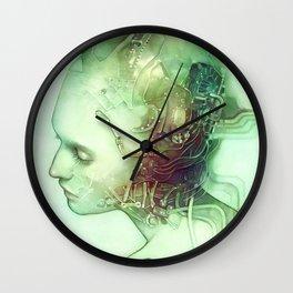 Weld Wall Clock